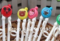 Retail pack Cartoon head Kid's Intelligent training chopsticks learning chopsticks as Children's educational product.