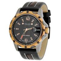 Hot Sale Men Wrist Watch Quartz Round Living Waterproof Authentic Julius Brand Genuine Leather Strap High Quality JAH-007