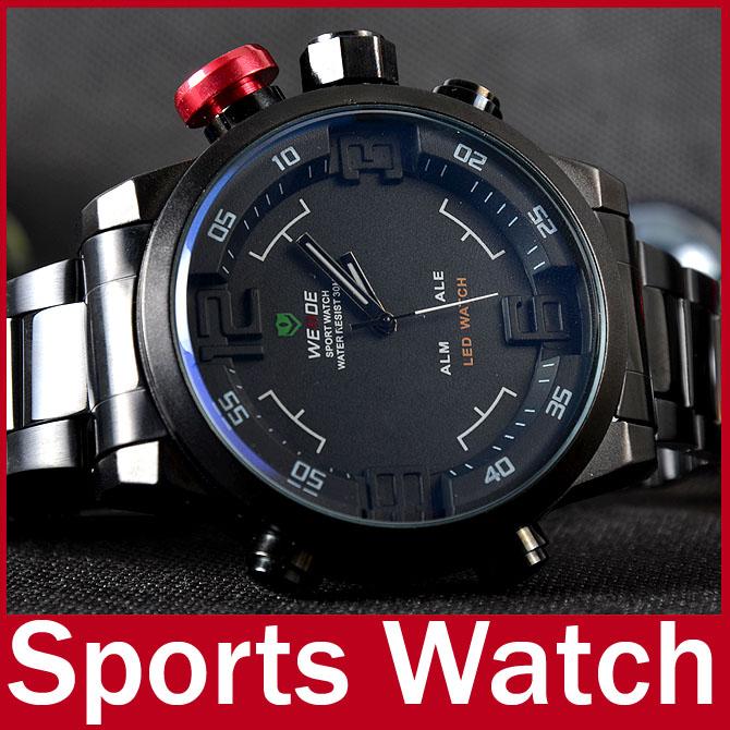 Sport Watches For Men 2014 Full Steel Watch Men Sport