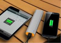 MAXCO apache 10400mah powerbank Output 2.1A Dual USB mini portable mobile charger Fast Charge
