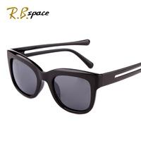 Sunglasses trend women's sunglasses sun glasses big box anti-uv fashion elegant box sunglasses female