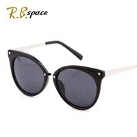 Sunglasses women's 2014 vintage sunglasses big box trend sunglasses female anti-uv