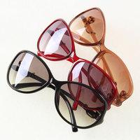mix color can wholesale more preferential Women's sunglasses mirror decoration sunglasses 29338 6  5pcs/lot