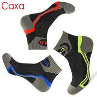 2014 Outdoor sports socks men socks ski mountaineering trekking quick-drying socks antibacterial caxa