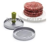 Free shipping meat presser  Hamburger & Patties Maker Hamburger press Grill Plate Kitchen Tools