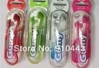 1000pcs/lot DHL Free 3.5mm Gummy In-Ear Headphones HA-F150 Headset 8 colors for ipod ipad MP3 music earphone