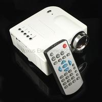 Portable Home Cinema Theater UC28+ Mini LED Projector Support  HDMI/AV/USB/SD/VGA