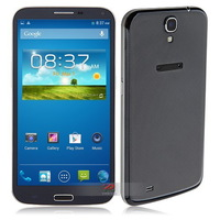 Star N9200 Smartphone 6.5 FHD IPS Screen MTK6589T Quad Core Android 4.2 2GB RAM + 16GB ROM 3G GPS 4 cores cpu- Black