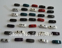 Free Shipping 100pcs Painted Model car Train Layout Scale HO   1:200  model scenery for architecture