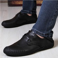 Hot selling!!!Winter men cotton shoes British tide Martin boots to keep warm wind short boots