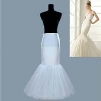 P002 Hot sale wedding dresses's mermaid petticoat