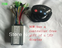 ebike controller and LED display a set of ebike kit
