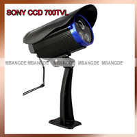 Free shipping !SONY CCD 700TVL Effio-E Array IR Weatherproof Outdoor CCTV Security Camera Home