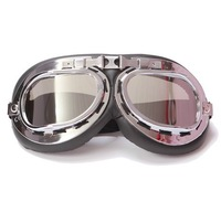 2014 New! On Sale!  motorcycle goggles motorcycle outdoor riding wind and dust goggles mirror Free Shipping