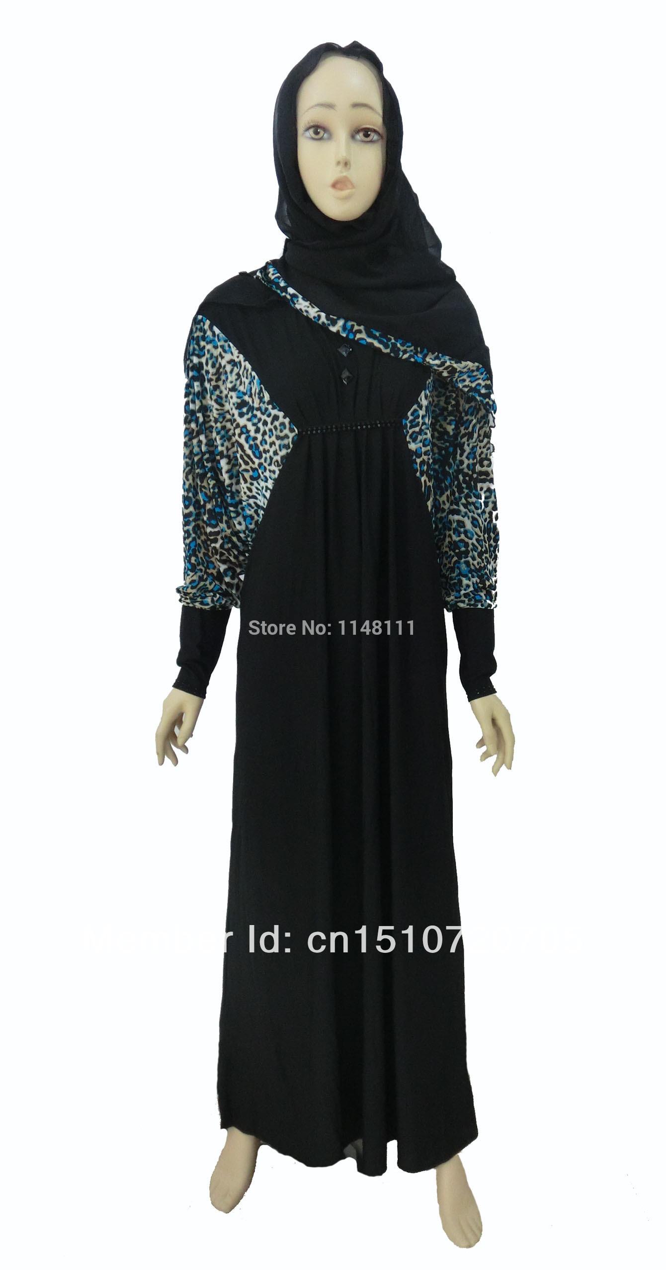Brilliant Dubai Fashion Hijab Abaya Style Dubai Women Dresses  New Modern