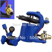 Rotary Tattoo Machine Gun Swashdrive Gen 8 Dragonfly Style 10 Watt Strong Motor ROYAL BLUE