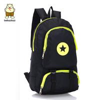 Fashion vintage laptop bag backpack preppy style school bag backpack x