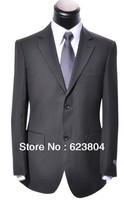 free shipping men suit set cheap brand stripe designer suits 2014