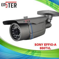 EST-W8020C-A SONY 800TVL cctv equipment, DEFOG IR Weatherproof Camera,Outdoor security OSD CCD camera