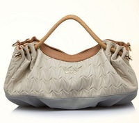 Brand OPPO 2014 fashion women handbags high quality designers shoulder bags for woman genuine PU leather organizer hobos totes