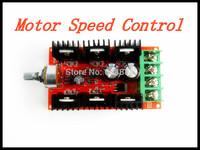 2014 New 1Pcs 10-50V 40A DC Motor Speed Control PWM HHO RC Controller 12V 24V 36V 2000W MAX Free Shipping