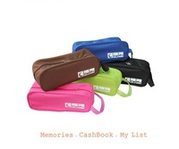 Hot Selling Travel Waterproof Shoes Storage Bag Portable Sorting Bag  Organizer Case for Different shoes 6 Colors