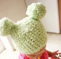 Lovey You Baby! Nice Boys Girls Photography Prop Handmade Knit Crochet Beanie Hat