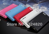 new arrival 20000mAh Universal USB Power Bank portable charger pocket money bag free shipping