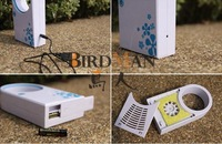 No leaf air condition Bladeless mini Portable Refrigeration fans USB desktop