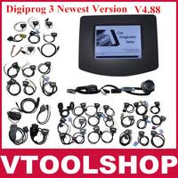 2014 Top Selling digiprog 3 full set digiprog III software v4.88  Digiprog 3 Odometer Programmer  with multi-language