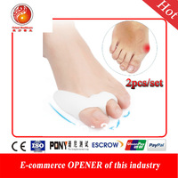 Free shipping Gel Bunion Big Toe Spreader Eases Foot Pain Foot Hallux Valgus Guard Cushion