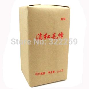 GREENFIELD Promotion 2015 Yunnan black tea Fengqing Dianhong Dian Hong congou black tea premium black