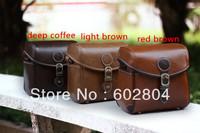 Wholesale! camera shoulder bag imitation leather bag message bag for 100D 500D 600D 650D 700D KX KR D7000 D5200 DSLR camera bag