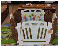 Child fence baby game fence safety fence playpen crib fence 8pcs