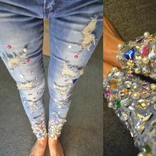 Полная длина  от fashion DIY studio для Женщины, материал Полиэстер артикул 1665276454