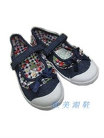Cotton-made shoes girls shoes princess baby shoes canvas shoes skateboarding shoes
