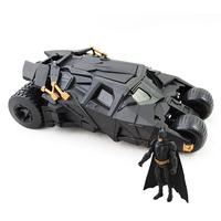 Popular children toys batman car model with batman model plastic cars model excellent gift for kids free shipping