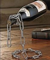 New design Magic Creative Wine Rack, home exotic kitchen living room decor free shipping