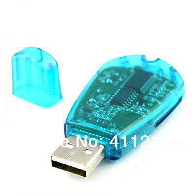 New USB Sim Card Reader Writer Copy Clone Backup GSM CDMA WCDMA