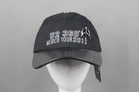 HOT SALE U2 360 TOUR ANNIVERSARY LIMITED BRAND NEW DESIGN BASEBALL CAP/HAT 100% COTTON UH003 FREE SHIPPING