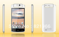 "Newest WAVE T908(N1) MTK6572 3G Dual Core Phone,8MP Turn Camera Rotating Camera 8.9mm Thin 4.5"" QHD IPS Screen Android 4.2"
