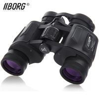 Hot-selling portable borg 100 night vision not infrared professional telescope binoculars
