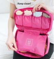 Underwear Storage Bag Bras Bags Panties Socks Storage Case Waterproof Travel Portable Storage Box & Bra Case Free Shipping