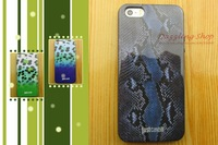 Free Shipping cool blue snakeskin soft  case for iphone4 4s leopard print TPU Case for Iphone4s green case for iphone4 case