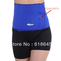 Waist Support Fitness Gym Sports Protection Belt Weightlifting Adjustable Protective Tape yoga Belt Free Shipping