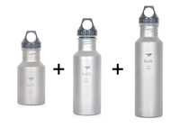 Camping Bottle Titanium Bottle Outdoor Bottle Sport Bottle Ti5012