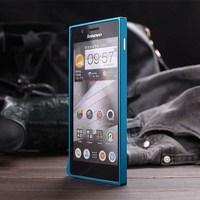 New Arrival Metal Aluminium Bumper Frame Case For Lenovo K900,5 Colors Luxury Phone Bumper Case Cover