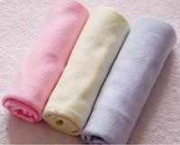 HOT !! Flannel Baby blanket 75*75cm,baby sleeping blanket for kids(For Spring Autumn Summer)