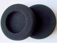 Big 5cm Ear Pad Foam Earbud sponge Cover Headphones  Replacement Foam  PC130 PC131 PX100 H500 Universal free shipping