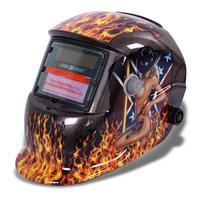 2014 pro Solar Auto Darkening Welding Helmet Arc Tig mig certified mask grinding new